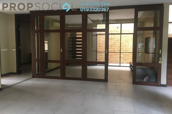 Terrace For Sale in Lagenda 1, Bukit Jelutong Freehold Semi Furnished 6R/6B 1.7m