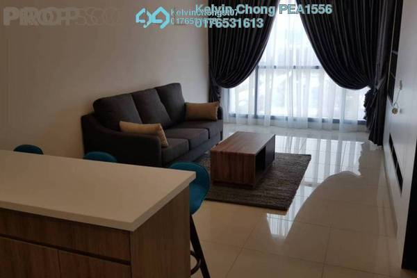 Condominium For Rent in Tropicana Gardens, Kota Damansara Freehold Fully Furnished 1R/1B 2.3k
