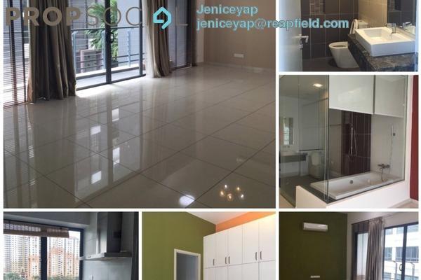Condominium For Sale in Sé Terra, Bandar Utama Leasehold Semi Furnished 4R/5B 1.3m