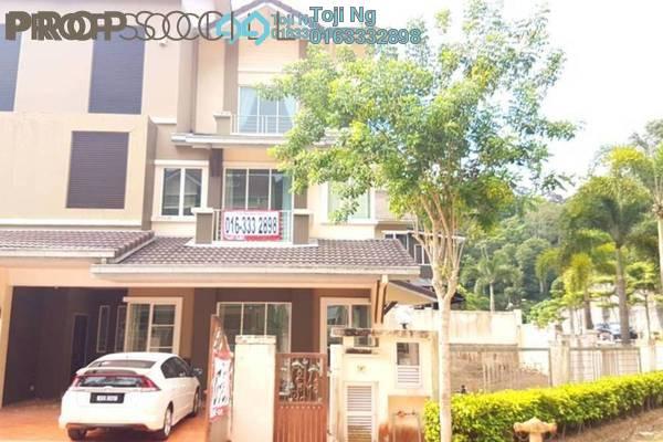 Semi-Detached For Rent in Hijauan Residence, Batu 9 Cheras Freehold Semi Furnished 5R/5B 3.8k