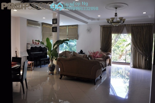 Semi-Detached For Sale in Taman Bukit Segar, Cheras Freehold Unfurnished 5R/5B 2.45m