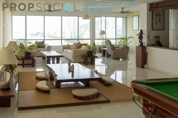 Condominium For Sale in The Waterfront, Tanjung Bungah Freehold Fully Furnished 5R/4B 1.65m