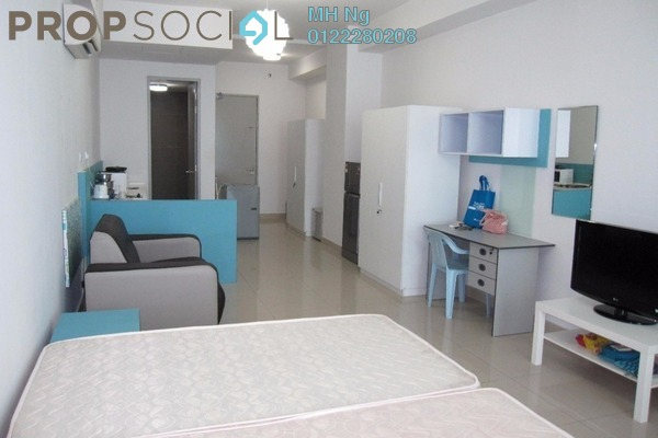 Condominium For Sale in First Subang, Subang Jaya Freehold Fully Furnished 1R/1B 425k