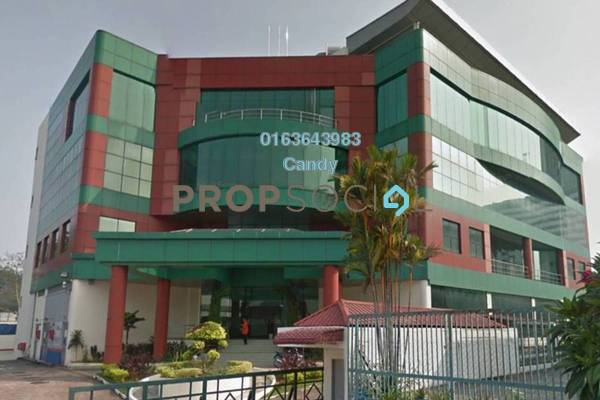 Office For Rent in Section 13, Petaling Jaya Freehold Unfurnished 0R/0B 29.8k