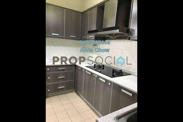 Condominium For Rent in Bayu Tasik 1, Bandar Sri Permaisuri Freehold Semi Furnished 3R/2B 1.5k