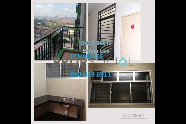 Serviced Residence For Rent in OUG Parklane, Old Klang Road Freehold Unfurnished 3R/2B 1k