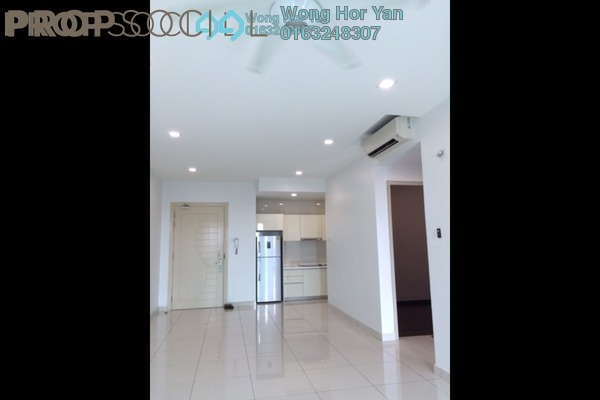 Serviced Residence For Rent in Glomac Damansara Residences, TTDI Freehold Semi Furnished 2R/2B 2.4k