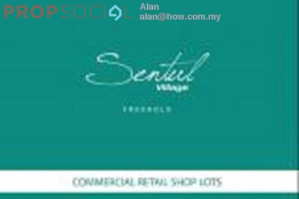 For Sale Shop at Mercury Serviced Apartment @ Sentul Village, Sentul Freehold Unfurnished 0R/0B 4.3m