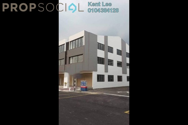 Shop For Rent in Setia Taipan, Setia Alam Freehold Fully Furnished 1R/1B 4k