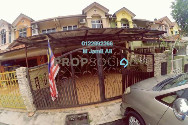 Terrace For Sale in Taman Mutiara Subang, Subang Freehold Unfurnished 4R/3B 730k