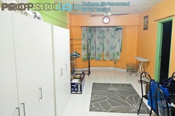 Apartment For Sale in Lestari Apartment, Bandar Sri Permaisuri Freehold Unfurnished 3R/2B 285k