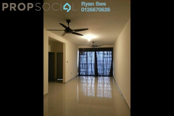 Condominium For Sale in Sri Intan 2, Jalan Ipoh Freehold Semi Furnished 3R/2B 390k