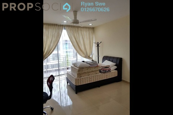 Condominium For Sale in Gateway Kiaramas, Mont Kiara Freehold Semi Furnished 1R/1B 580k