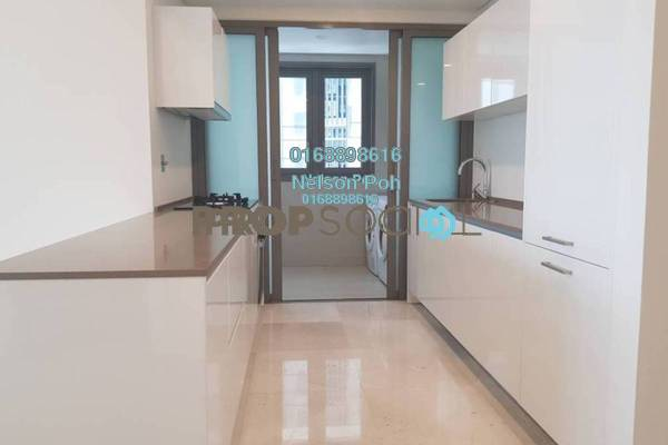 Serviced Residence For Rent in The Sentral Residences, KL Sentral Freehold Fully Furnished 1R/1B 4.5k