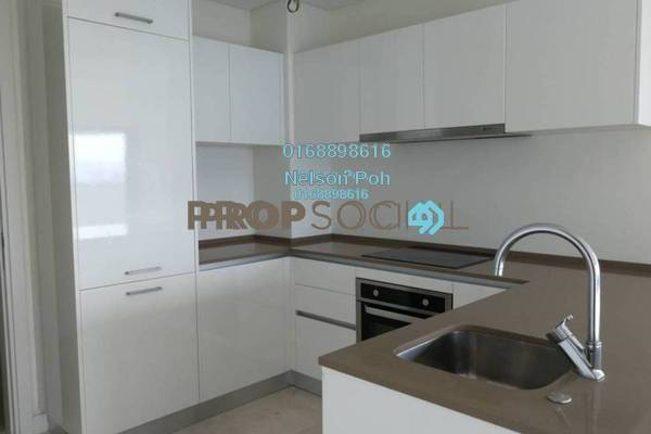Condominium For Sale in The Sentral Residences, KL Sentral Freehold Semi Furnished 3R/3B 2.35m