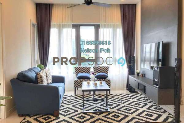 Serviced Residence For Rent in The Sentral Residences, KL Sentral Freehold Fully Furnished 2R/1B 4.5k