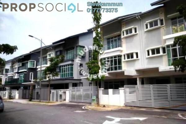 Semi-Detached For Sale in Areca Contempo Homes, Cyberjaya Freehold Unfurnished 6R/5B 1.8m