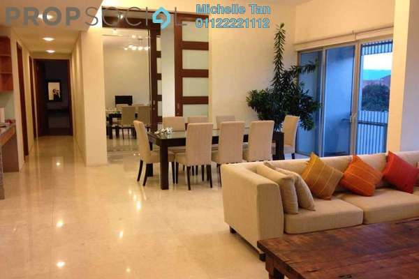 Condominium For Rent in Dua Residency, KLCC Freehold Fully Furnished 4R/5B 8k