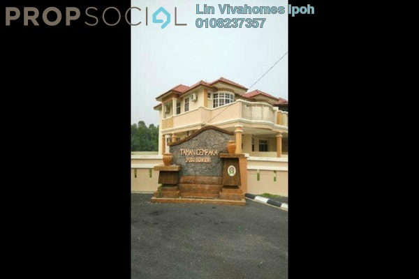 Terrace For Sale in PR1MA Homes @ Bagan Serai, Bagan Serai Freehold Semi Furnished 4R/3B 320k