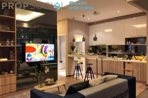 Condominium For Sale in Satori, Melaka Freehold Fully Furnished 1R/1B 406k