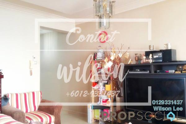 Condominium For Sale in Sri Putramas II, Dutamas Freehold Semi Furnished 3R/2B 580k