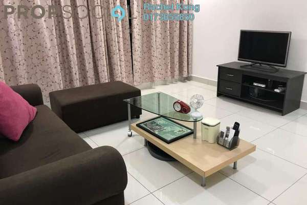 Serviced Residence For Rent in Central Residence, Sungai Besi Freehold Fully Furnished 2R/2B 2k