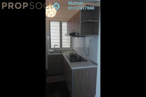 Apartment For Rent in Lakeview Apartment, Batu Caves Freehold Semi Furnished 3R/2B 1.3k