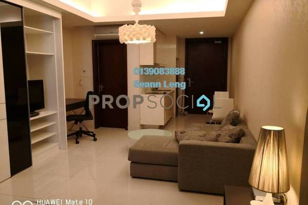 Condominium For Rent in Cliveden, Sri Hartamas Freehold Fully Furnished 1R/1B 1.9k