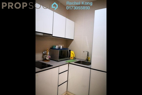 Condominium For Rent in Central Residence, Sungai Besi Freehold Fully Furnished 1R/1B 1.6k