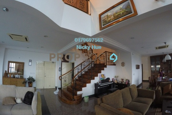 Duplex For Sale in 1 Bukit Utama, Bandar Utama Freehold Semi Furnished 4R/5B 2.4m
