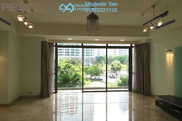 Condominium For Rent in Stonor Park, KLCC Freehold Semi Furnished 4R/5B 10k