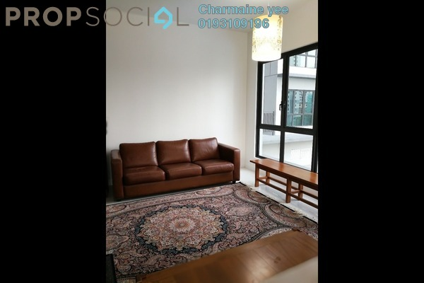Condominium For Sale in Residensi 22, Mont Kiara Freehold Semi Furnished 4R/3B 2.8m