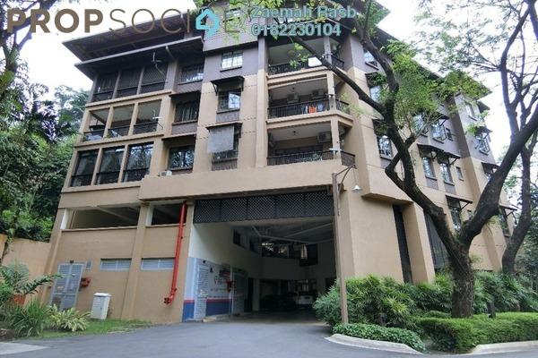 Condominium For Sale in Kampung Warisan, Setiawangsa Freehold Semi Furnished 4R/3B 980k