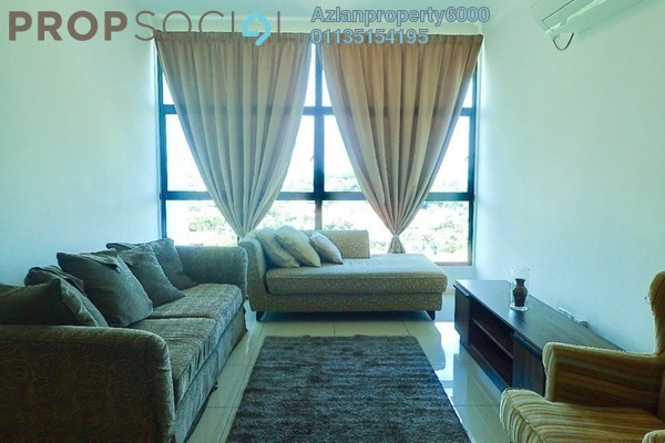 Condominium For Rent in Vista Alam, Shah Alam Freehold Fully Furnished 2R/2B 1.6k