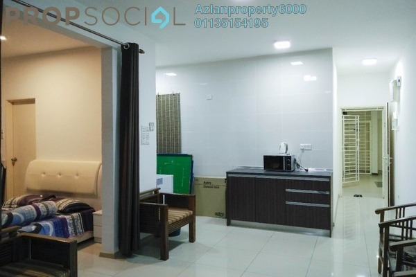 Condominium For Rent in Vista Alam, Shah Alam Freehold Fully Furnished 1R/1B 1.5k
