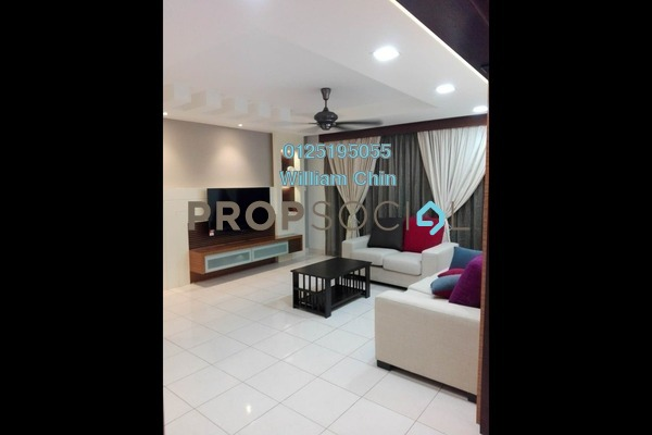 Condominium For Rent in Mont Kiara Astana, Mont Kiara Freehold Fully Furnished 3R/1B 4k
