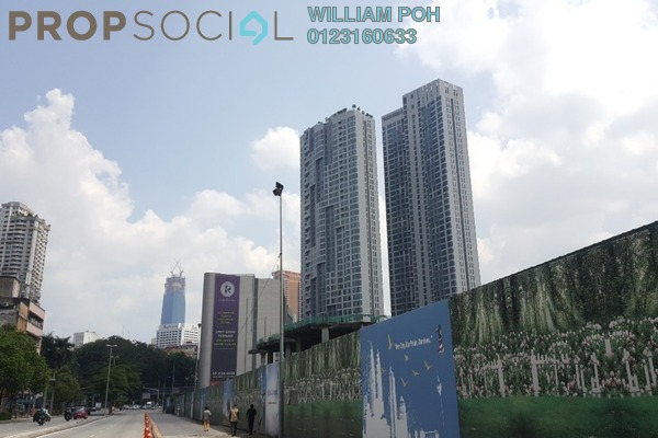 Condominium For Rent in The Robertson, Pudu Freehold Fully Furnished 1R/1B 3k