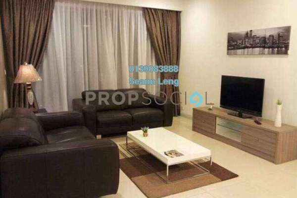 Condominium For Rent in The Westside One, Desa ParkCity Freehold Fully Furnished 2R/1B 3.2k
