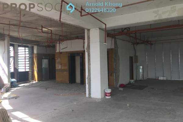 Office For Rent in Section 13, Petaling Jaya Freehold Unfurnished 0R/0B 18.4k