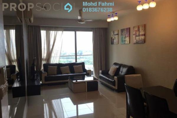 Condominium For Rent in myHabitat, KLCC Freehold Semi Furnished 3R/2B 4.6k