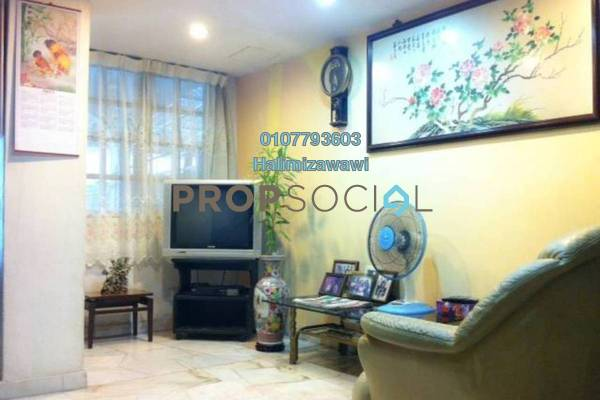 Terrace For Sale in Taman Dagang, Ampang Freehold Unfurnished 4R/2B 600k