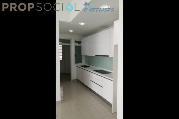 Serviced Residence For Rent in Tropez Residences, Danga Bay Freehold Semi Furnished 3R/2B 1.6k