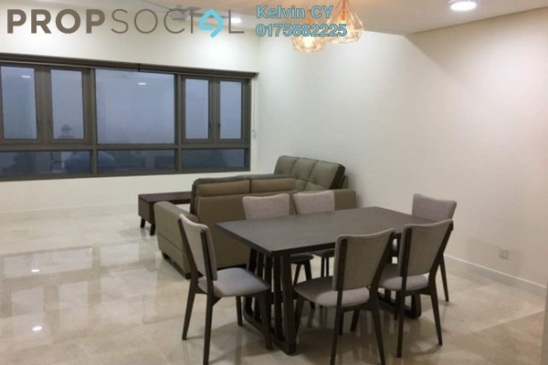 Serviced Residence For Sale in The Sentral Residences, KL Sentral Freehold Fully Furnished 2R/3B 1.8m