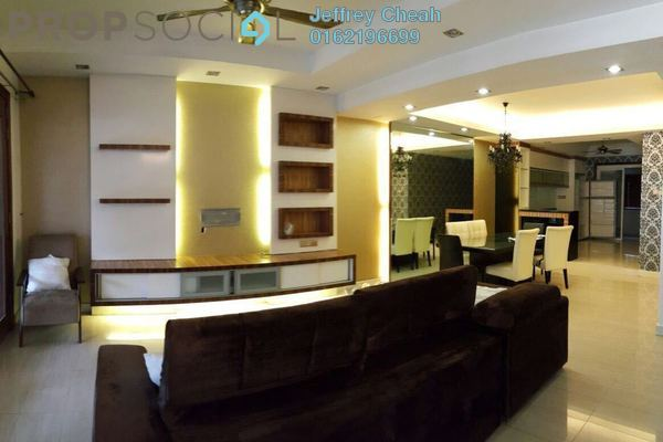 For Rent Terrace at SouthLake, Desa ParkCity Freehold Fully Furnished 4R/4B 4.5k
