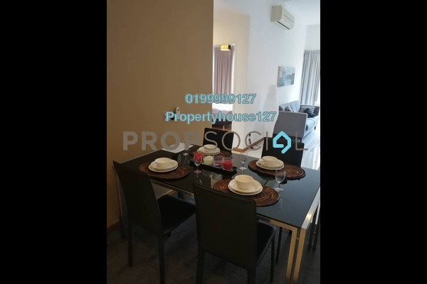 Serviced Residence For Rent in Suasana Sentral Loft, KL Sentral Freehold Fully Furnished 2R/2B 3.8k
