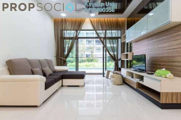 Condominium For Rent in The Z Residence, Bukit Jalil Freehold Fully Furnished 3R/2B 3.2k