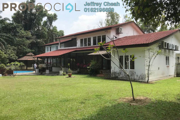 For Rent Bungalow at Taman Duta, Kenny Hills Freehold Semi Furnished 7R/7B 12k