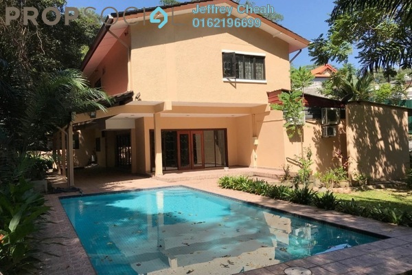 For Rent Semi-Detached at Taman Duta, Kenny Hills Freehold Semi Furnished 4R/5B 8k