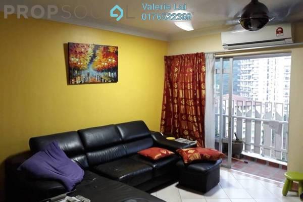 Condominium For Rent in Perdana Exclusive, Damansara Perdana Freehold Fully Furnished 3R/2B 1.95k