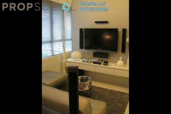 Condominium For Rent in Ritze Perdana 1, Damansara Perdana Freehold Fully Furnished 1R/1B 1.6k